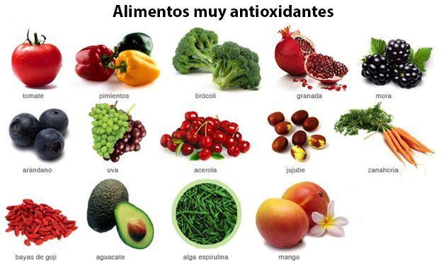 Nutrici n archivos senses centro est tica y depilaci n l ser diodo est tica y depilaci n l ser - Antioxidantes alimentos ricos ...